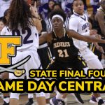 GAME DAY CENTRAL- Girls Basketball State Semifinals