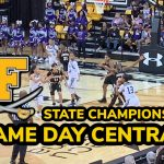 GAME DAY CENTRAL – 3A State Championship