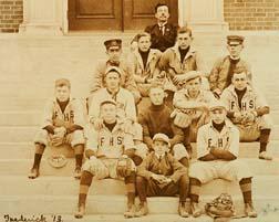 Photo Gallery: Cadet Baseball Team Photos, 1913 – Present