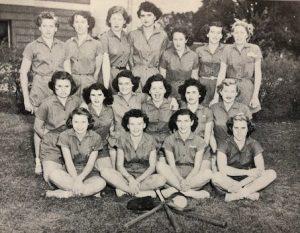Photo Gallery: Cadet Softball Team Photos, 1950 – Present