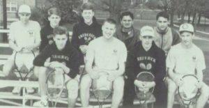 Photo Gallery: Cadet Boys Tennis Team Photos, 1990 – Present