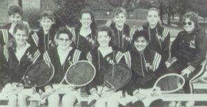 Photo Gallery: Cadet Girls Tennis Team Photos, 1990 – Present