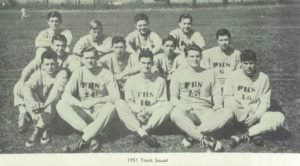 Photo Gallery: Cadet Boys Track and Field Team Photos, 1951 – Present