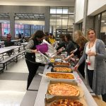 Photo Gallery: Boys and Girls Lax kickoff dinner! Thank you parents