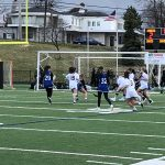 Girls Jv Lax: Lauret, Lovejoy, Seidenberg score in home loss to Boonsboro
