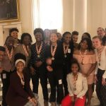 Photo Gallery: Girls Basketball at the Maryland State House receiving their State Resolution