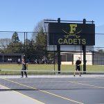 Boys Tennis: Cadet boys fall to Hawks