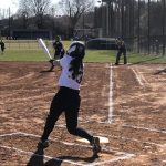 Varsity Softball: Thomas records two RBI's in loss to Urbana