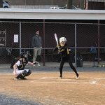 Jv Softball: Pelton scores lone run as Cadets drop game one of a double header to Brunswick