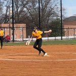 Varsity Softball: Cadets fall to Middletown, Burton has multi hit game