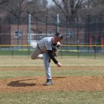 Jv Baseball: Cadets fall to Patriots in game one of double header