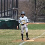 Jv Baseball: Cruz steals three bases but Patriots take game two