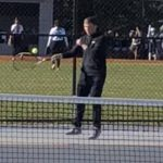 Boys Tennis: Henline-Pau & Carney-Sharma grab doubles wins, but Cadets fall to Titans