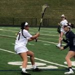 Girls Jv Lacrosse: O'Driscoll scores first goal in FHS loss to Urbana
