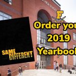 Order your 2019 Frederick High School year book now!
