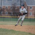 Jv Baseball: Titans top Cadets at Cadet Parks