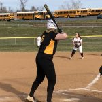 Jv Softball- Harley homers in FHS loss to Tuscarora