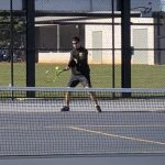 Boys Tennis: Pan-Pau pick up doubles win for Cadets