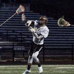 Boys Varsity Lacrosse: Gonzales scores twice in Cadets Battle of the Backyard loss to Titans