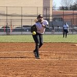 Varsity Softball: Lancers top Cadets at Linganore
