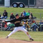 Jv Baseball: Cadets split double header at South