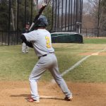 Jv Baseball: Hubs down Cadets at Cadet Parks