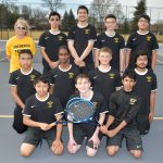 Boys Tennis: Cadets sweep Patriots 5-0 in Intra City play
