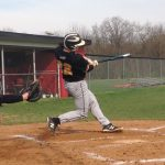 Varsity Baseball: Hubs edge Cadets 2-1 in Hagerstown