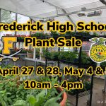 FHS announces spring greenhouse plant sale! (Offerings & Price Listing)