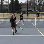 Girls Tennis: Linganore picks up win over Cadets