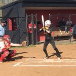 Jv Softball: Cadets fall on the road to Linganore