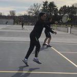 Boys Tennis: Bears edge Cadets 3-2