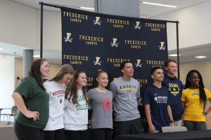 Photo Gallery: Spring signing day