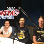 LISTEN: WFMD: Cadets Dixon, Lindell, and Urbina on Frederick County Sports Weekend