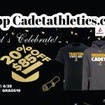 Cadetathletics.com Graduation Sale!