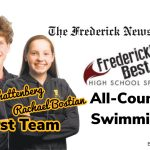 Bostian, Schattenberg named First Team All-County Swimming by The FNP