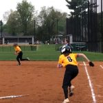 Varsity Softball: Burton, Perry record multiple hits in loss to Catoctin