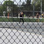 Girls Tennis: Cougars get the best of Cadets