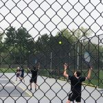 Boys Tennis: Cadets take down Cougars on Senior Night