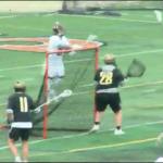 Boys Varsity Lacrosse: Knights down Frederick in Middletown