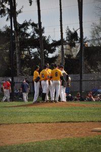 Photo Gallery: Varsity Baseball vs Thomas Johnson