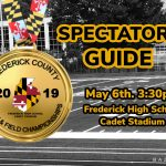 Important Spectator Information for 2019 County Track & Field Championships at Cadet Stadium