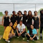Girls Tennis: Li grabs first win for FHS verse Hubs