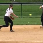 Varsity Softball: Hubs blank Cadets in Hagerstown