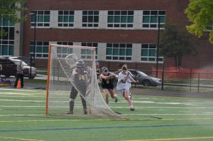Photo Gallery: Girls Lacrosse senior night poster party & game
