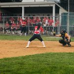 Varsity Softball: Patriots defeat Cadets in Sectional Quarterfinals