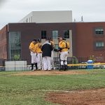 Varsity Baseball: TJ eliminates Frederick in Sectional Semifinals