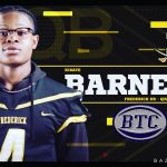 Barnes named to Baltimore Touchdown Club's Super 22 Team