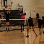 Photo Gallery: Alumni Volleyball Game