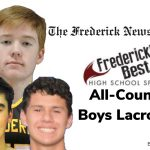 Three Cadets named to FNP's All-County Boys Lacrosse Team